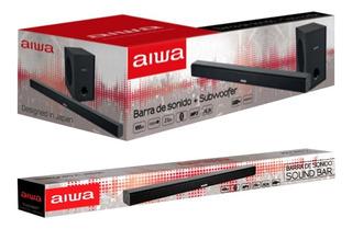 Barra De Sonido Jvc Con Sub Woofer Fm, Bluetooth, Aux, Opt