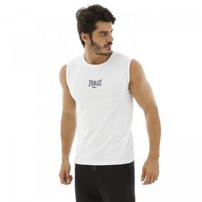 013537f1d2 Camiseta Regata Machão Everlast Algodão Básica - Original
