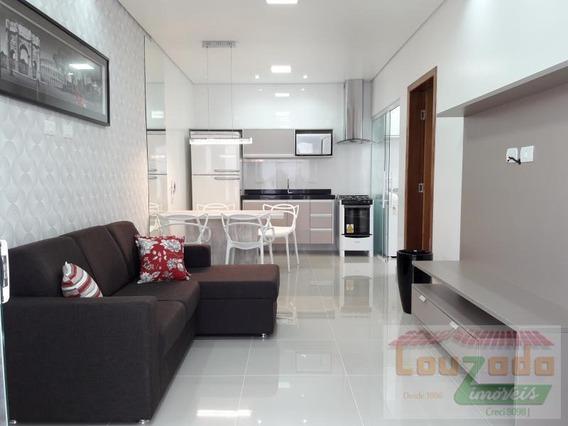 Apartamento Para Venda Em Peruíbe, Cidade Nova Peruibe, 1 Dormitório, 1 Banheiro, 1 Vaga - 1680