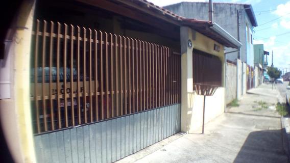 Casa Residencial À Venda, Parque Dos Príncipes, Jacareí. - Ca0694