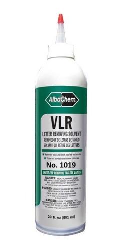 Removedor De Vinil Vlr - Albachem