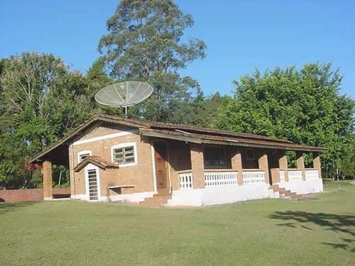 Chácara Residencial À Venda Em Itatiba. - Ch0314