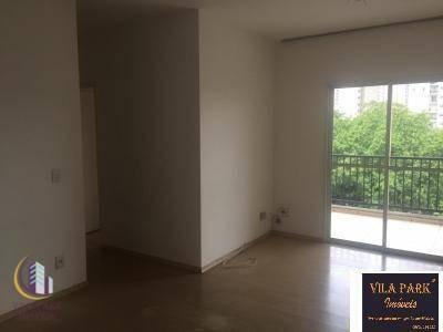 Apartamento Com 3 Dormitórios À Venda, 74 M² Por R$ 390.000,00 - Umuarama - Osasco/sp - Ap1863