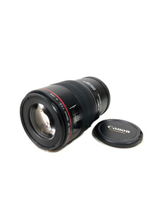 Lente Canon 100mm Macro Ef Is Usm Usada C/ Garantia