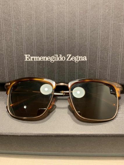 Óculos De Sol Italiano Ermenegildo Zegna