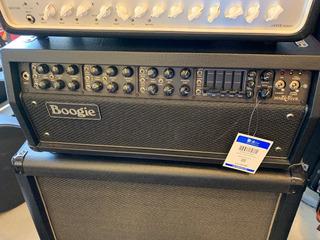 Amplificador De Guitarra Mesa Boogie Mark V 90 Watts (video)