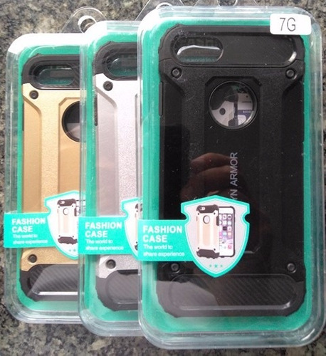 Forro Estuche Protector Funda iPhone 7, 7 Plus 7plus