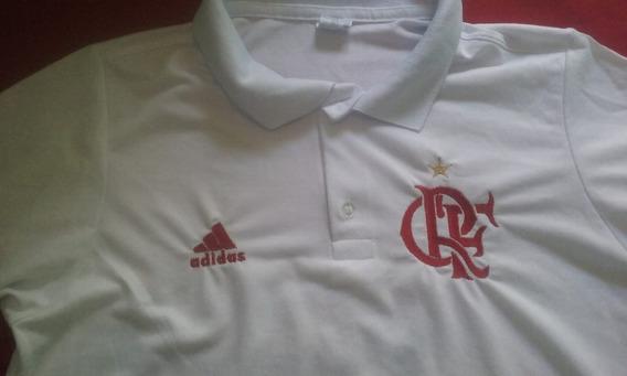 Camisa Polo Flamengo Rubro Negro Carioca Bordado Promoção
