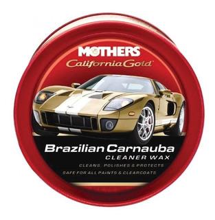Cera Brazilian Carnaúba - Paste Wax - Mothers 5500 - 340g