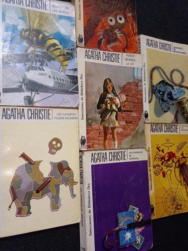 Agatha Christie Selecciones De Biblioteca Oro Varios Numeros