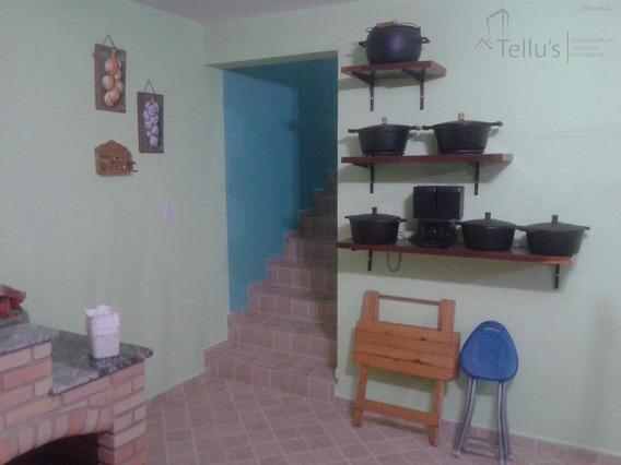 Chácara Residencial À Venda, Ipanema Das Pedras, Sorocaba. - Ch0009