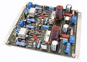 Placa Nova Zero Amplificador 600 Watts Classe D 2 X 300w