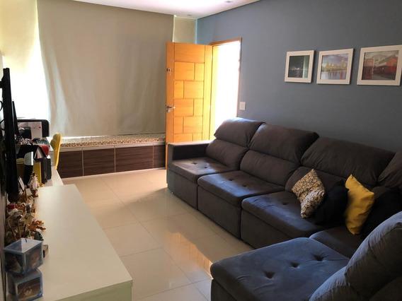 Casa Sobrado 3 Dorm, 2 Vagas, Fl43,
