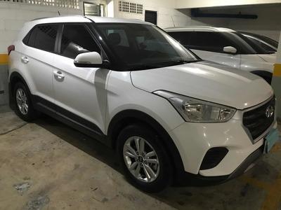 Hyundai Creta Attitude 1.6 Automático 130 Cv Flex 26000 Km