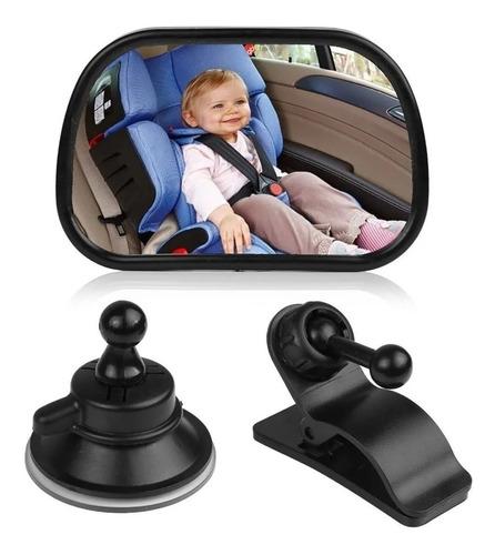 Espejo Para Auto Seguridad Del Bebe Niños Retrovisor