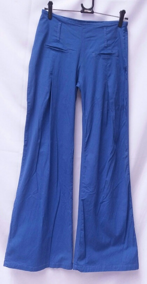 Calça Pantalona Billabong Tam. 40 Cintura Média 72- Seminova