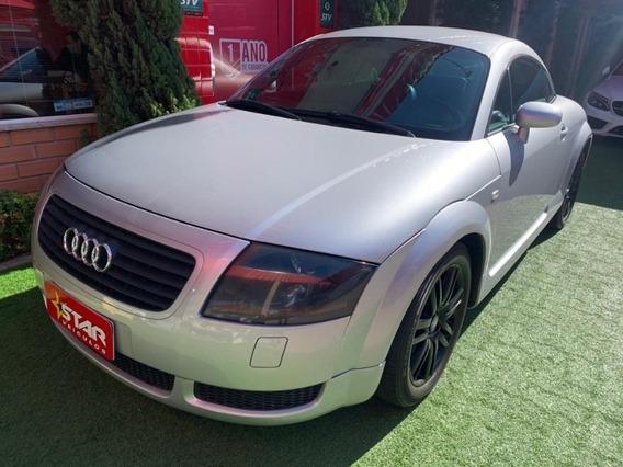 Audi Tt 1.8 Coupe 2002 Starveiculos