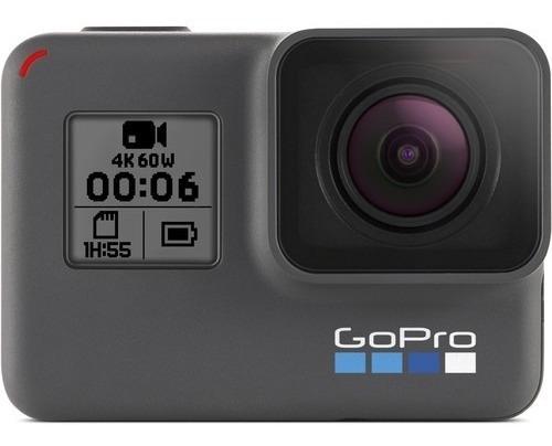 Gopro Hero 6 Black Câmera Go Pro + Micro 64gb
