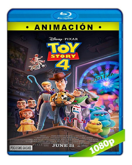 Toy Story 4 1080p Bdrip