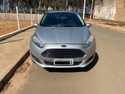 Ford Fiesta Sedan 1.6lsea Automático Completo