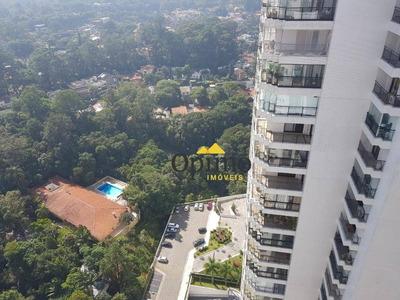 Apartamento Duplex Com 4 Dormitórios Para Alugar, 630 M² Por R$ 21.400/mês - Jardim Marajoara - São Paulo/sp - Ad0010