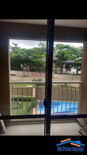 Imagem 1 de 15 de Apartamento Novo No Vitta Club 68 M² - 1765