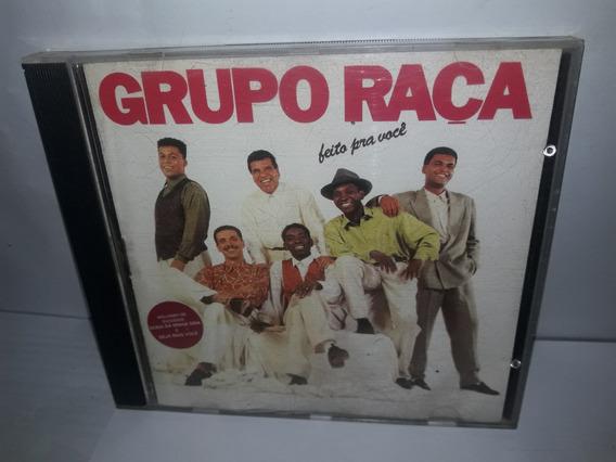 Cd Grupo Raça Feito Pra Você 1992
