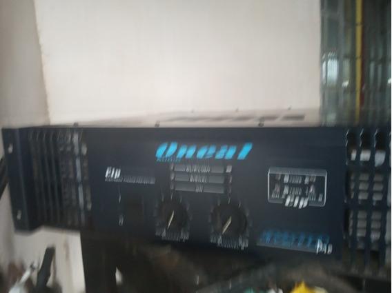 Amplificador Potencia Oneal 3200 Pro 2 Ohms