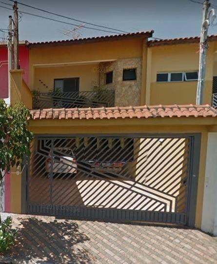 Casa Em Bairro Nova Gerti, São Caetano Do Sul/sp De 201m² 4 Quartos À Venda Por R$ 740.000,00 - Ca296045