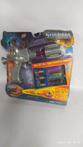 Set Lanzador Kord Slugterra Juguete Niños Dardos (15)