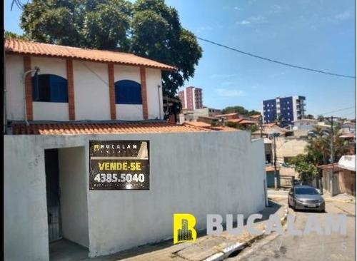 Imagem 1 de 15 de Casa Salão Para Venda No Jardim Santa Rosa - 3491-r/n