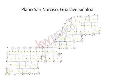 Terrenos Agrícolas En Guasave, Sinaloa México 404 Hectareas Con Infraestructura Agrícola Y Eléctrica