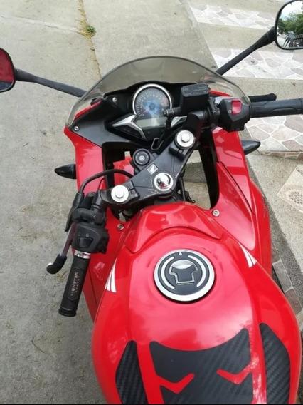 Moto Honda Cbr-250