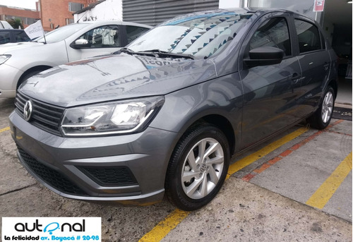 Volkswagen Nuevo Gol Comfortline 1600 Cc Mecanico 2021