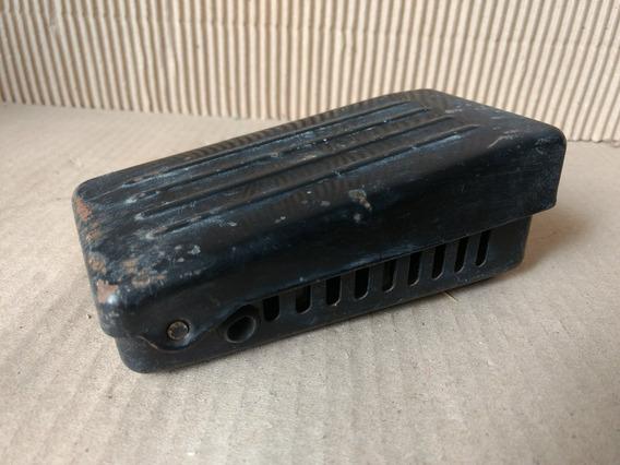 01 Pé Acelerador Máquinas Costura Antigo Não Sei Se Funciona