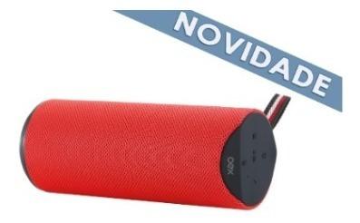Speaker Bluetooth 20w Spool Sk410 Vermelho Oex