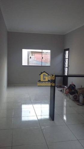 Casa Com 2 Dormitórios À Venda, 65 M² Por R$ 197.000,00 - Planalto Verde - Ribeirão Preto/sp - Ca0942