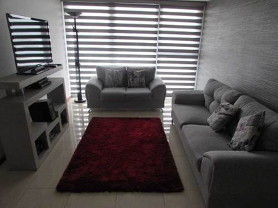 Departamento Amueblado En Renta City Towers Park Grand