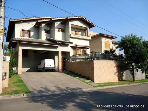 Imagem 1 de 28 de Casa Com 3 Dormitórios À Venda, 380 M² Por R$ 2.200.000,00 - Granja Viana - Carapicuíba/sp - Ca9631