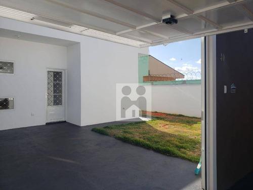 Imagem 1 de 20 de Casa Com 2 Dormitórios À Venda, 73 M² Por R$ 250.000,01 - Santa Cecília - Ribeirão Preto/sp - Ca0706