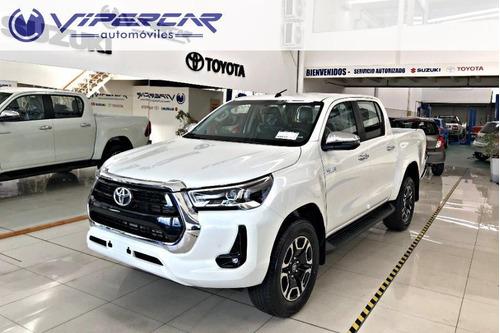 Toyota Hilux Srv At Plus 4x4 Diesel 2.8 2021 0km