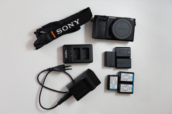 Câmera Sony A6300