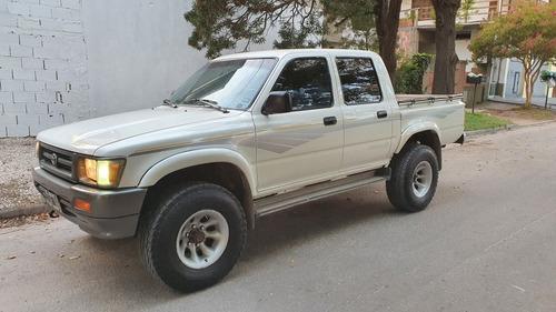 Toyota Hilux 1999 2.8 D/cab 4x4 D Dlx