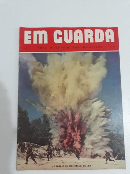 Revista Em Guarda Ano 3 Nº11 2 Guerra Mund Forças Libertação
