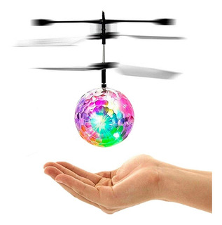 Drone Flying Ball Mini Drone Esfera Flotante Helicoptero Ful