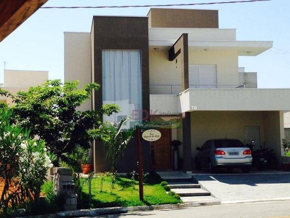 Sobrado Com 4 Dormitórios À Venda, 250 M² Por R$ 700.000 - Campos Do Conde Chambord - Tremembé/sp - So0287