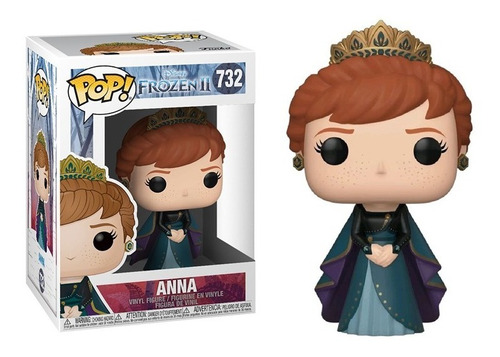 Pop! Funko Anna #732 | Frozen 2