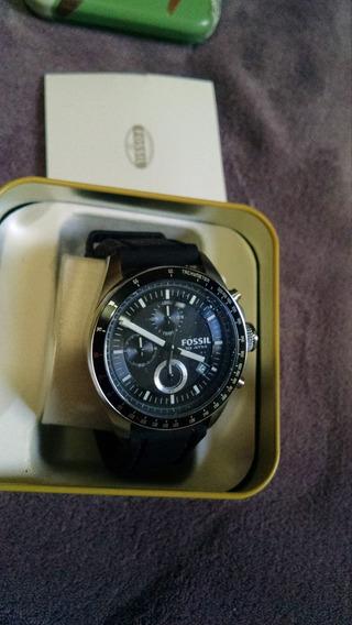Relógio Fossil Decker Chronograph Ch2573 Original