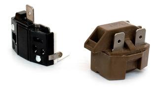 Relay Protector Termico Para Compresor De Refrigerador /o