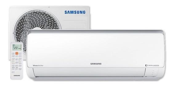 Ar Condicionado Digital Inverter Samsung 11500 Btus 220v F